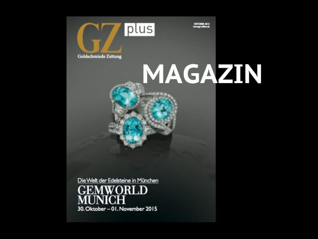 Gemworld Messe Magazin