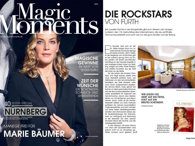 Magic Moments - Magazin 2018
